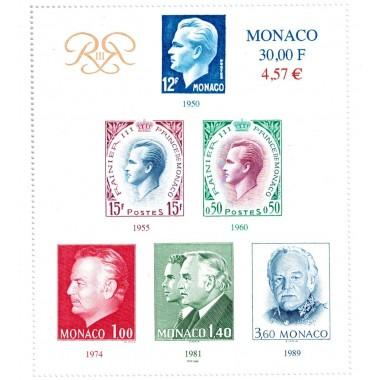 Monaco Neuf ** N° 2209