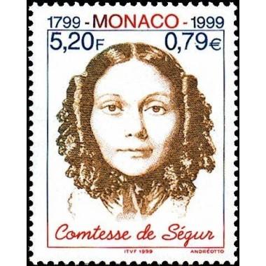 Monaco Neuf ** N° 2210
