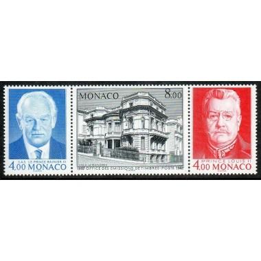 Monaco Neuf ** N° 1562/64