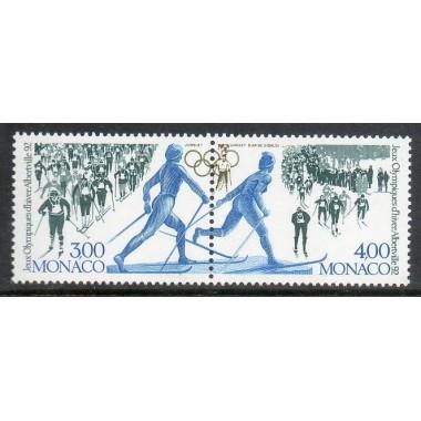 Monaco Neuf ** N° 1770/72