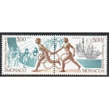 Monaco Neuf ** N° 1771/73