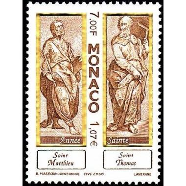 Monaco Neuf ** N° 2235