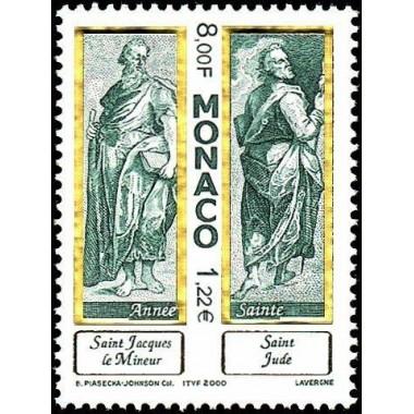 Monaco N° 2236  N **