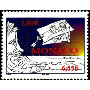 Monaco Neuf ** N° 2240