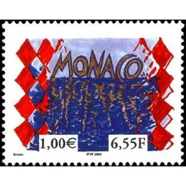 Monaco N° 2241  N **