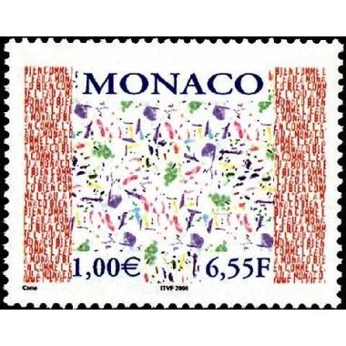 Monaco Neuf ** N° 2242