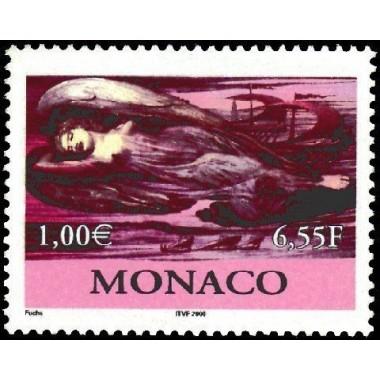 Monaco Neuf ** N° 2244