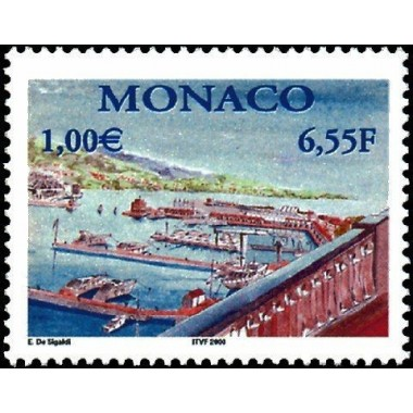 Monaco Neuf ** N° 2245