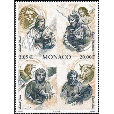 Monaco Neuf ** N° 2250