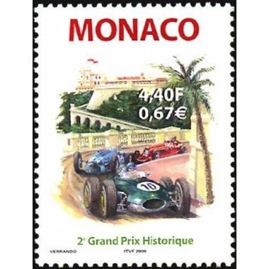 Monaco Neuf ** N° 2251