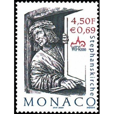 Monaco Neuf ** N° 2253