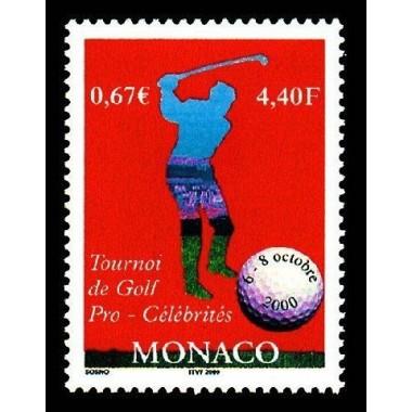 Monaco Neuf ** N° 2254