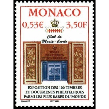 Monaco Neuf ** N° 2255