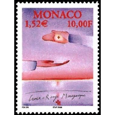 Monaco Neuf ** N° 2256