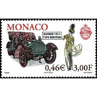 Monaco Neuf ** N° 2257