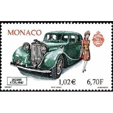 Monaco Neuf ** N° 2258
