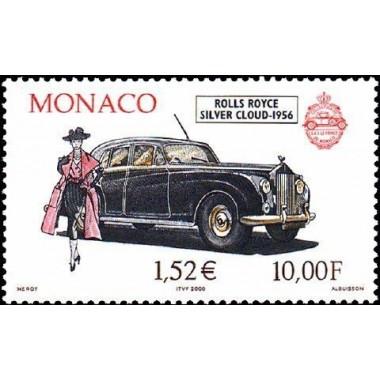 Monaco Neuf ** N° 2259