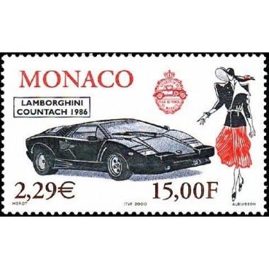 Monaco Neuf ** N° 2260