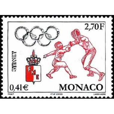 Monaco Neuf ** N° 2261