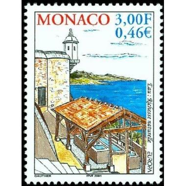 Monaco Neuf ** N° 2299