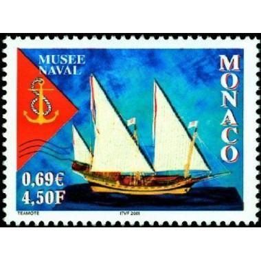 Monaco Neuf ** N° 2304