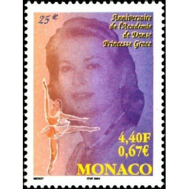 Monaco Neuf ** N° 2305