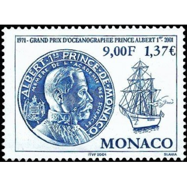 Monaco Neuf ** N° 2307
