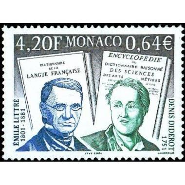 Monaco Neuf ** N° 2308