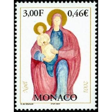 Monaco Neuf ** N° 2317