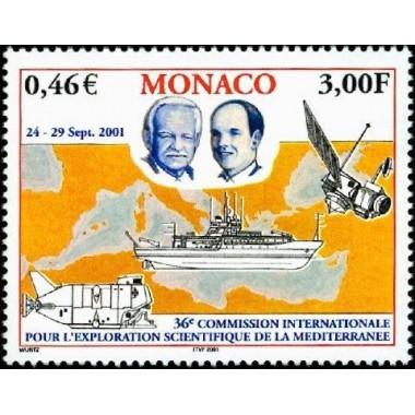 Monaco Neuf ** N° 2318