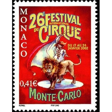 Monaco Neuf ** N° 2319