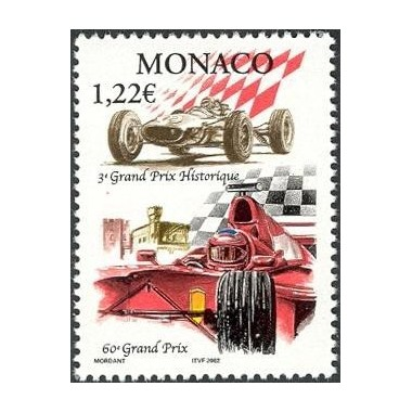 Monaco Neuf ** N° 2335
