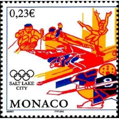 Monaco Neuf ** N° 2336