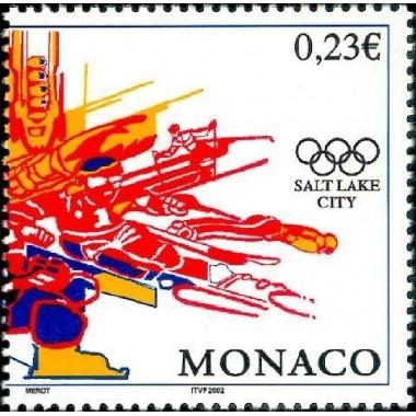 Monaco Neuf ** N° 2337