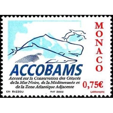 Monaco Neuf ** N° 2342