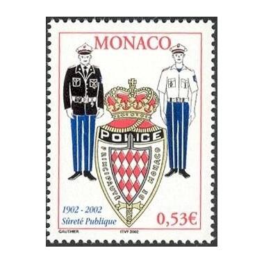 Monaco Neuf ** N° 2345