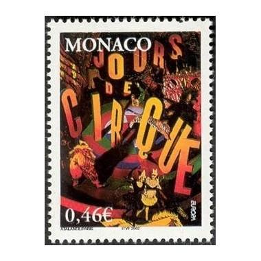Monaco Neuf ** N° 2347