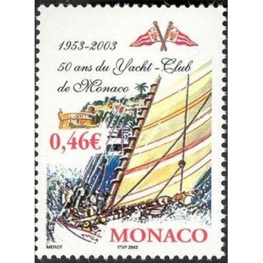 Monaco Neuf ** N° 2384