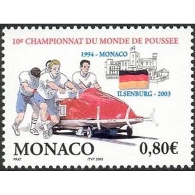 Monaco Neuf ** N° 2385