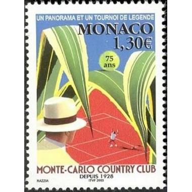Monaco Neuf ** N° 2386