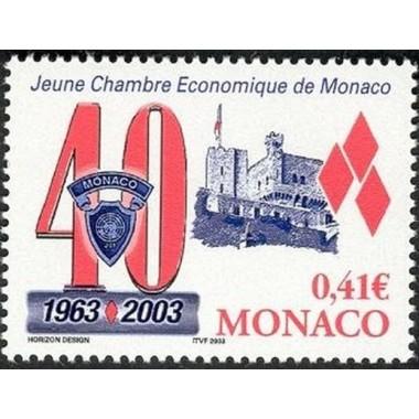 Monaco Neuf ** N° 2389