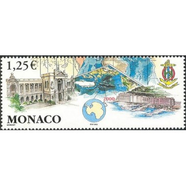 Monaco Neuf ** N° 2392