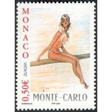 Monaco Neuf ** N° 2393