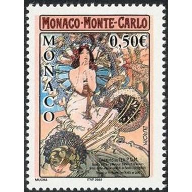 Monaco Neuf ** N° 2394