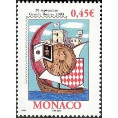 Monaco Neuf ** N° 2395