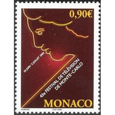 Monaco Neuf ** N° 2396