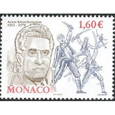 Monaco Neuf ** N° 2401