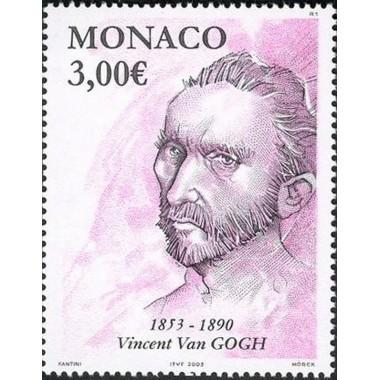 Monaco Neuf ** N° 2404