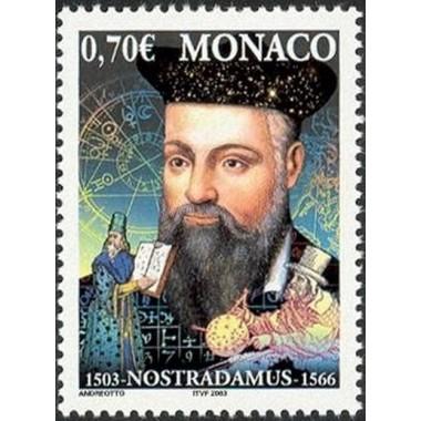 Monaco Neuf ** N° 2406