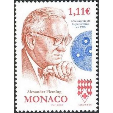 Monaco Neuf ** N° 2407